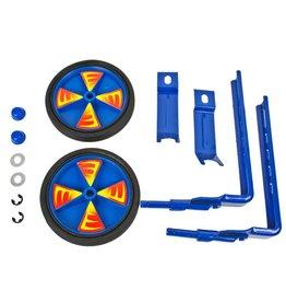 Kidzamo KIDZAMO Training Wheels Blue Flame