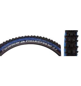 Panaracer 26x2.1 Panaracer Fire XC Pro Tire Blue Sidewall