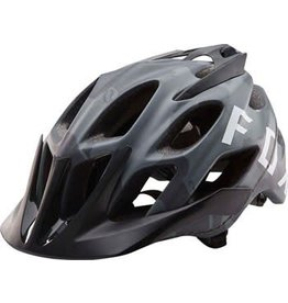Fox Racing Fox Racing Flux Helmet: Black Camo LG/XL