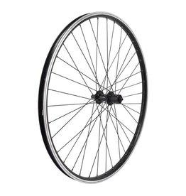 Rear Wheel 700 (622x19) MACH1 260 Black, 36h, Shimano TX500 8-10s Cassette, QR Black 135mm DTI2.0 Black