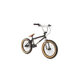 Fit 2018 FIT Eighteen Black 18 BMX Bike