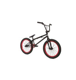 "Fit 2018 FIT PRK Gloss Black 20"" BMX Bike (20TT)"