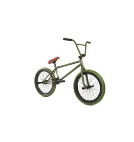 Fit 2018 FIT Begin FC Army Green 20 BMX Bike (20.5TT)