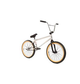 Fit 2018 FIT Long 20 BMX Bike Brushed Chrome (21TT)