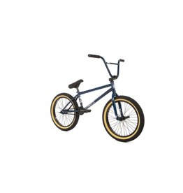 Fit 2018 FIT Spriet 20 BMX Bike Navy Blue (20.75TT)