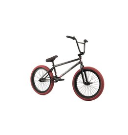 Fit 2018 FIT VHS BMX Bike Trans Black (21TT)