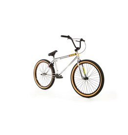 Fit 2018 FIT Aitken 26 BMX Bike Chrome (23TT)