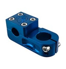 SE BIKES SE Racing Narler Stem 55mm (22.2x28.6, 0d) Blue