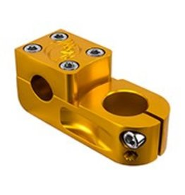 SE SE Racing Narler Stem 55mm (22.2x28.6, 0d) Gold