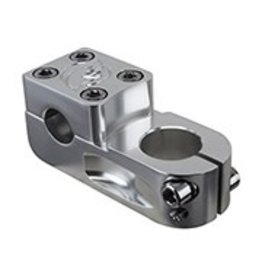 SE SE Racing Narler Stem 55mm (22.2x28.6, 0d) Silver