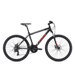 Fuji 2018 Fuji Adventure 27.5 Satin Black 19in L