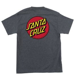 Santa Cruz Classic Dot Regular S/S Santa Cruz Mens 3XL T-Shirt