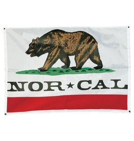 Nor Cal Nor Cal Republic Flag 46x32