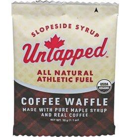 UnTapped Untapped Organic Coffee Waffle: Box of 16