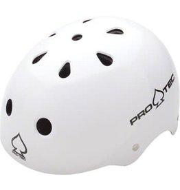 Pro-tec Pro-Tec Classic Helmet: Gloss White, XL