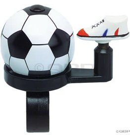 Dimension Soccer Ball Bell with Shoe