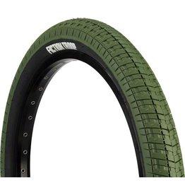 20x2.3 Fiction Troop Tire Spec Ops Green