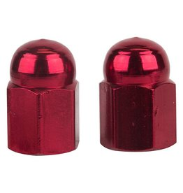 Trik Topz Trik Topz Hex Dome Red 1pr