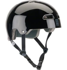 FUSE Fuse Protection Alpha Icon Helmet: MD/LG (57-59cm) Glossy Black