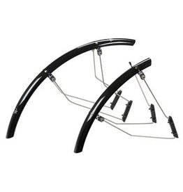 Planet Bike Planet Bike Speedez 700c x 35 Fender Set: Black (700c x 25)