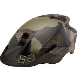 Fox Racing Fox Racing Ranger Helmet: Camo Green MD/LG