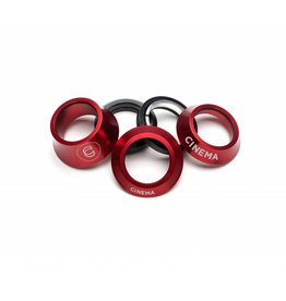 Cinema Cinema Lift Kit Integrated Headset Red