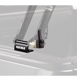 Yakima Yakima BlockHead Truck Rail Fork Mount Rack w/ Locking Skewer