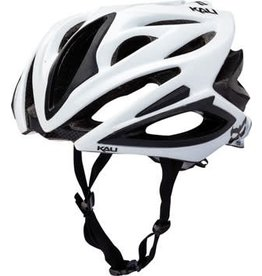 Kali Protectives Kali Protectives Phenom Helmet: Vanilla White MD/LG