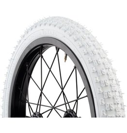 "Kenda 16x1.75"" Kenda K50 Tire Steel Bead White"