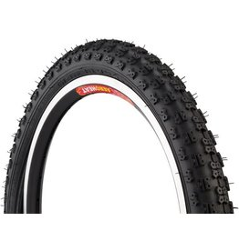 "Kenda 18x2.125"" Kenda K50 Tire Steel Bead Black"