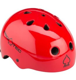 Pro-tec Pro-Tec Classic Helmet: Gloss Red, LG