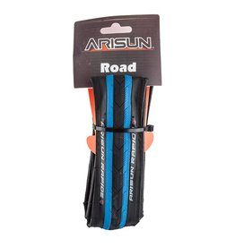Arisun 700x23c Arisun Rapide Road Tire 60tpi Black / Blue