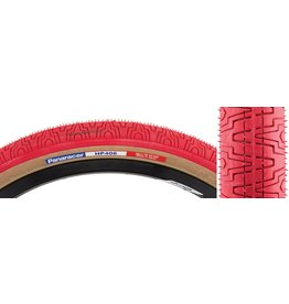Panaracer 20x1.75 Panaracer Tire HP406  Wire Bead Red Skinwall