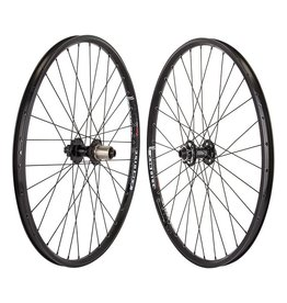 26x1.5 (559x19) Wheelset Mach1 2.30 Disc, 32 Origin8 MT3100 15mm 12mm 8-10s 6B 142mm DTI2.0 Black