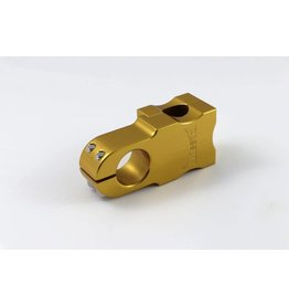"Bassett Bassett Racing Threadless Stem (1-1/8"") Gold"