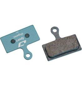 Jagwire Jagwire Sport Organic Disc Brake Pads for Shimano M9000, M9020, M985, M8000, M785, M7000, M666, M675, M615, S700, R785, RS785, CX77,  CX75