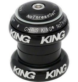 "Chris King Chris King NoThreadSet Headset, 1-1/8"" Black Bold"