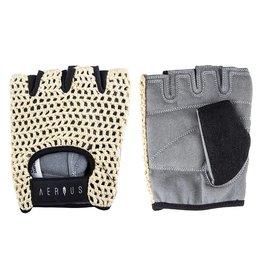 AERIUS Retro Gloves Mesh XL Natural