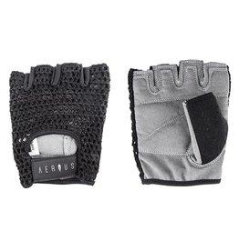 AERIUS Retro Gloves Mesh Medium Black