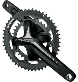 FSA (Full Speed Ahead) FSA Omega Adventure Crankset, 170mm, 46/30t, Black
