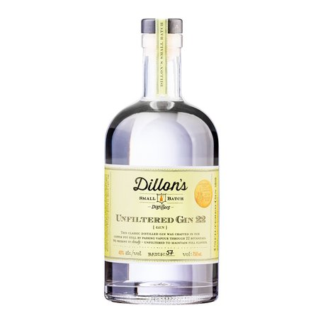 Unfiltered Gin 22
