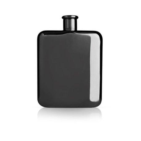 VISKI Gunmetal Black Flask