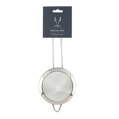 VISKI Cocktail Cone Strainer