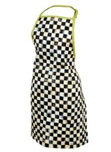 Mackenzie-Childs Courtly Check Apron