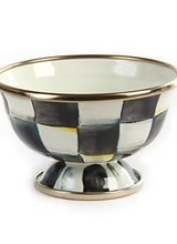 Mackenzie-Childs Courtly Check Little Sugar Bowl