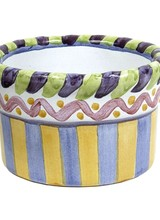 Mackenzie-Childs Piccadilly Baking Ramekin - Small