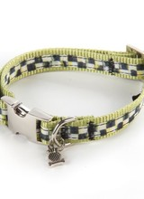 Mackenzie-Childs Courtly Check Couture Collar - Medium