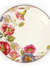 Mackenzie-Childs Morning Glory Dinner Plate