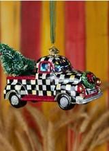 Mackenzie-Childs Ornament