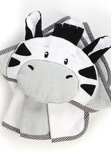 Mackenzie-Childs Zebra Hooded Towel Set